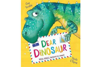 Dear Dinosaur - With Real Letters to Read!