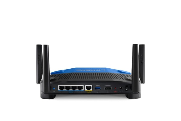 Linksys WRT1900ACS Dual-Band Wi-Fi Router With Ultra-Fast 1.6 GHz CPU (WRT1900ACS-AU)