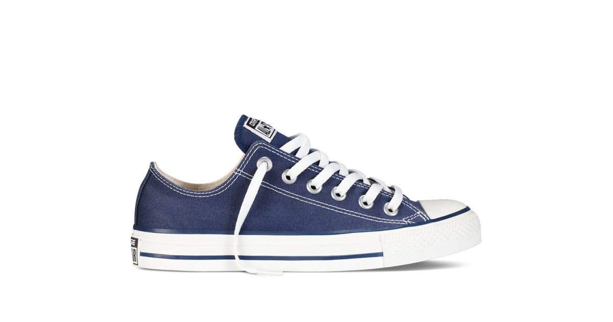 0943fd233480 Converse Chuck Taylor All Star Ox Lo (Navy Blue