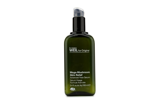 Origins Dr. Andrew Mega-Mushroom Skin Relief Advanced Face Serum (100ml/3.4oz)
