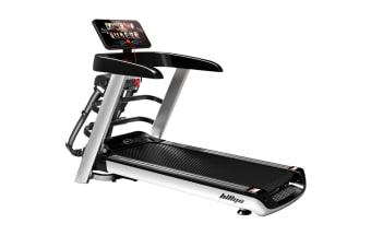 JMQ A6X Colour Screen Electric Treadmill Wifi Running Gym