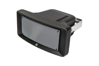 15W Water Proof Music Horn Black - 100V Line TOA