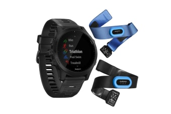 Garmin Forerunner 945 Bundle (Black)