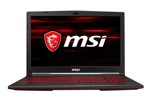"MSI 15.6"" GL63 8RC FHD Core i7-8750H GTX1050 4GB 1TB HDD 128GB SSD 16GB RAM Gaming Notebook (8RC-043AU)"
