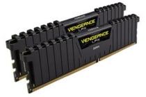 Corsair 32GB (2x16GB) DDR4 2666MHz Vengeance LPX Black