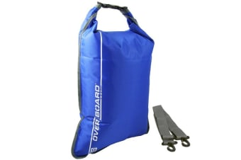 Overboard 30 Litre Dry Flat BLUE