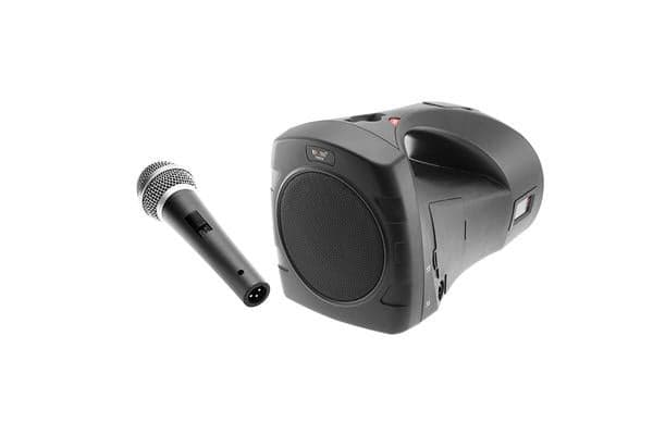 Doss Portable Sound System W/ Wired