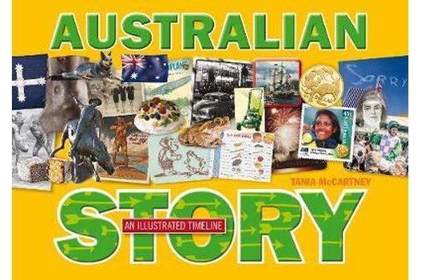 Australian Story - An Illustrated Timeline