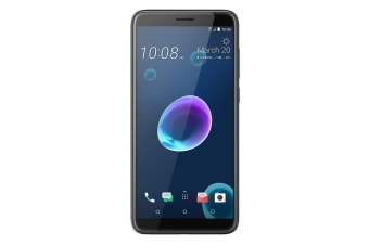 HTC Desire 12 (32GB, Cool Black)