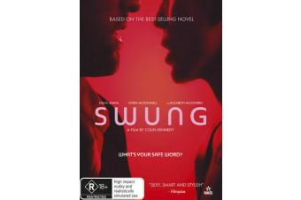 Swung New/Damaged Case - Region 4 Rare- Aus Stock DVD PREOWNED: DISC LIKE NEW