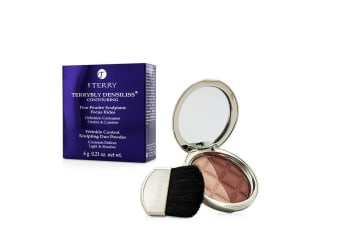 By Terry Terrybly Densiliss Blush Contouring Duo Powder - # 400 Rosy Shape 6g