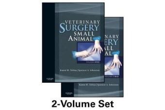 Veterinary Surgery: Small Animal - 2-Volume Set
