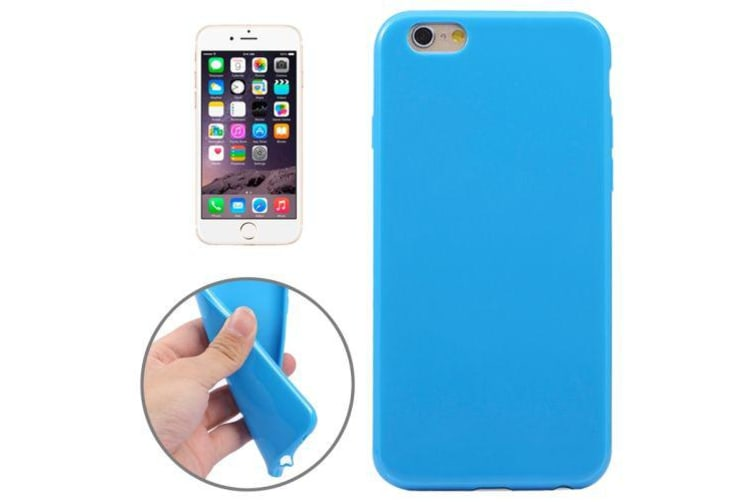 For iPhone 6S 6 case Baby Blue High-Quality Durable Shielding Cover