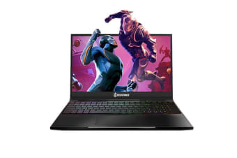 Leader Electronics Resistance Enforcer Gaming Notebook V5, 15.6' Full HD,