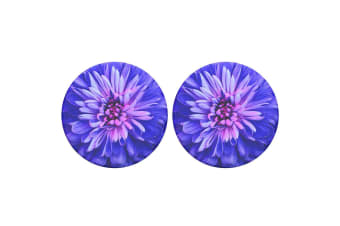 2PK PopSockets Be A Dahlia Swappable Top for Pop Socket Base Grip/Stand PopGrip