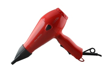 Cabello 2000W Pro Hair Dryer 3600 Limited Edition (Candy Red)