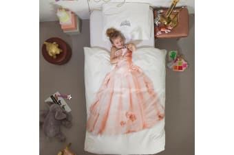 Snurk Fairytale Princess Doona Quilt Duvet Bedding Cover Set