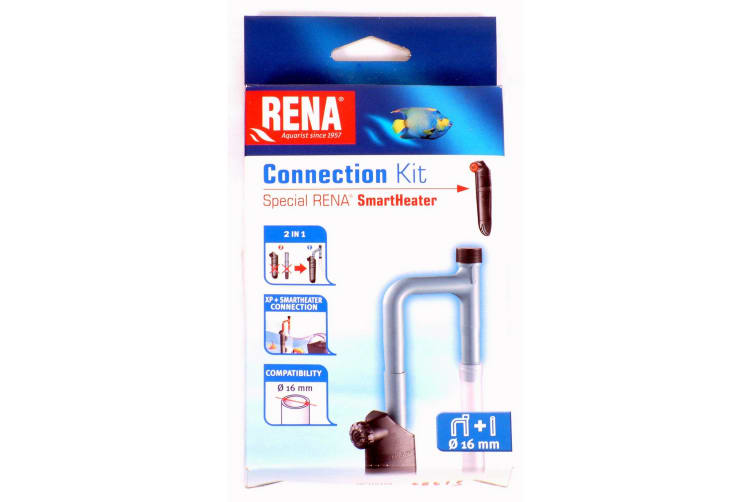 Mars Fishcare Rena Smartheater External Filter Connection Kit (Assorted) (One Size)