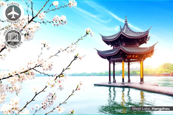 CHINA: 12 Day China Tour Including Flights For Two