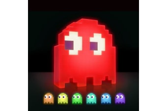 Pac-Man Colour Changing Ghost Night Light Lamp