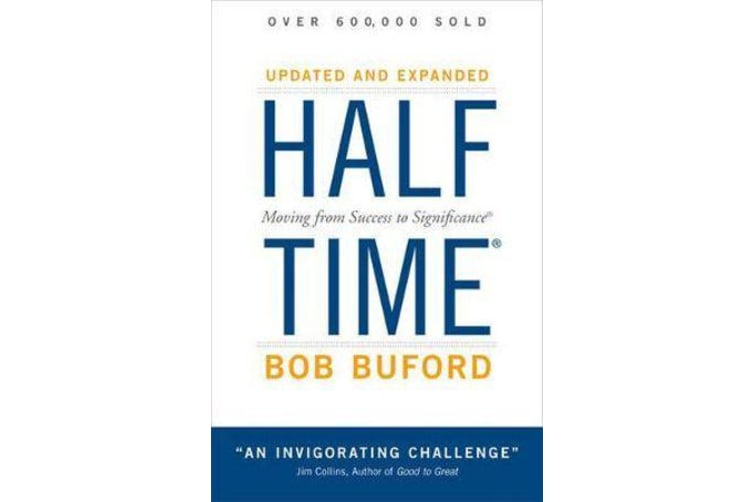 Halftime - Moving from Success to Significance