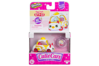 Shopkins Cutie Cars - Egg Cart
