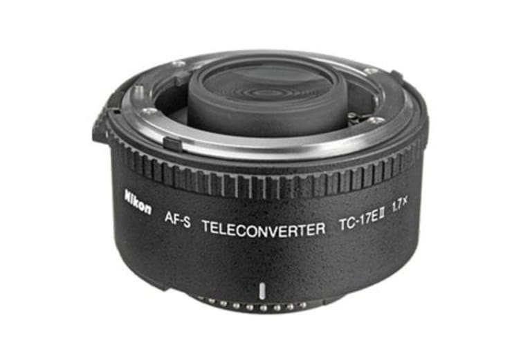 New Nikon AF-S Teleconverter TC-17E II (FREE DELIVERY + 1 YEAR AU WARRANTY)