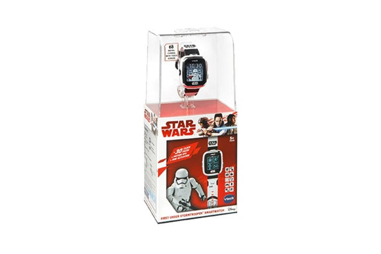 Vtech Star Wars Stormtrooper Camera Watch (White)