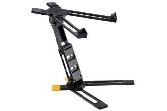 Hercules Foldable Laptop Stand w/ Adjustable Height