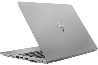 "HP ZBook 14u G5 Silver Mobile workstation 35.6 cm (14"") 1920 x 1080 pixels"