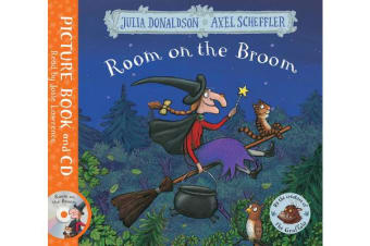 Room on the Broom - Book and CD Pack