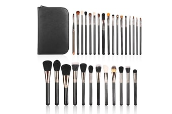 29Pcs Cosmetic Brushes With Brush Pack Professional Cosmetic Tools