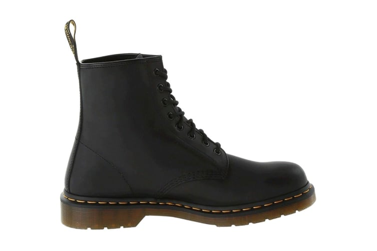 Dr. Martens 1460 Greasy Shoe (Black, Size UK 10)