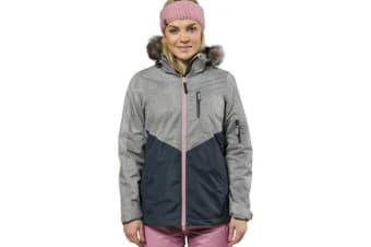XTM Adult Female Snow Jackets Olena Ladies Jacket Navy - 14