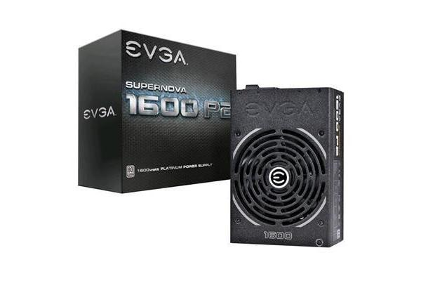 EVGA SuperNOVA 1600 P2 1600W 80+ Platinum Full Modular Power supply