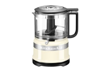 KitchenAid 3.5 Cup Mini Food Processor - Almond Cream