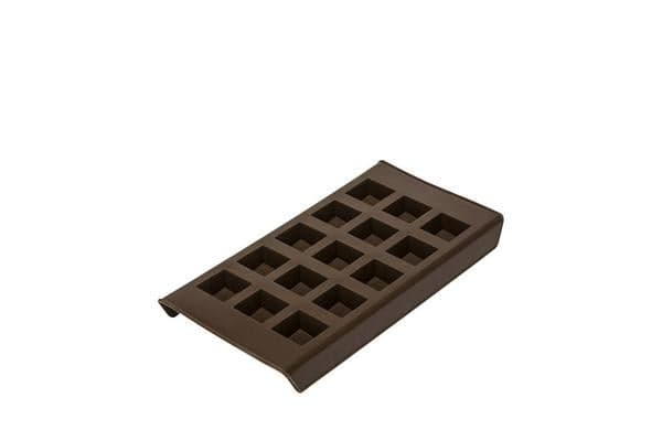Davis & Waddell Essentials Cubico Chocolate Mould & Ice Tray