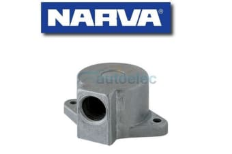 NARVA MERIT HELLA CIGARETTE SOCKET 90º SURFACE MOUNT 12V 12 VOLT POWER 82102