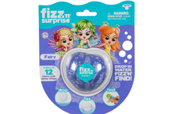 Fizz N Surprise Series 2 - Fairy