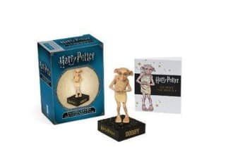 Harry Potter Talking Dobby and Collectible Book