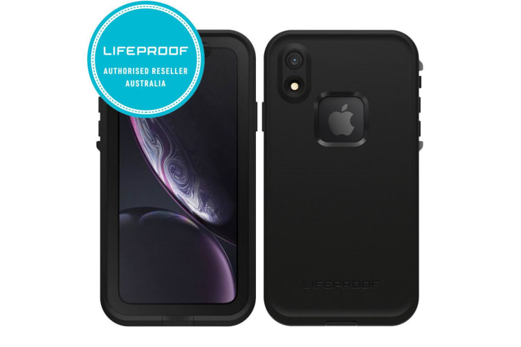 low priced 6a3eb 1492c Lifeproof Fre for iPhone XR - Asphalt