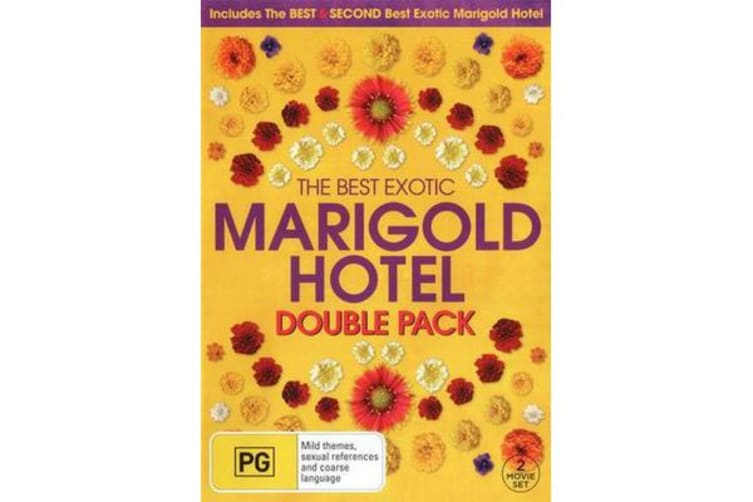 The Best Exotic Marigold Hotel Double Pack (The Best Exotic Marigold Hotel / The Second Best Exotic Marigold Hotel)