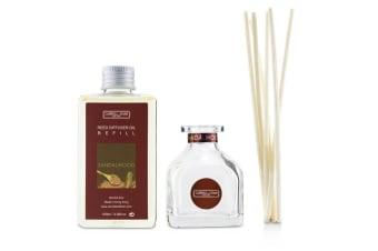The Candle Company (Carroll & Chan) Reed Diffuser - Sandalwood 100ml/3.38oz
