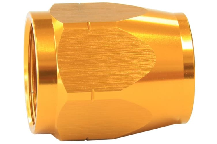 Aeroflow Gold Hose End Socket Cutter Style Fittings Only