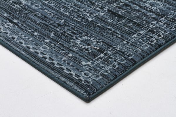 Kings Court Designer Rug Blue Green 290X200cm