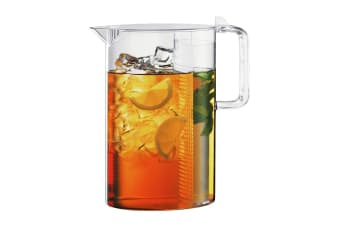 Bodum Ceylon Ice Tea Jug with Filter - 3.0 L, 101 oz (10619-10S)