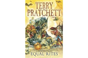 Equal Rites - (Discworld Novel 3)