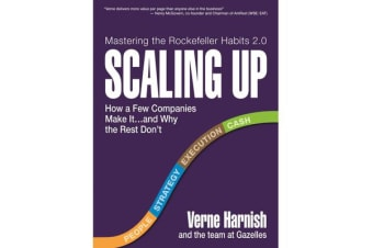 Scaling Up - How to Build a Meaningful Business... & Enjoy the Ride