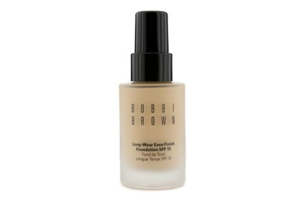Bobbi Brown Long Wear Even Finish Foundation SPF 15 - # 2.5 Warm Sand (30ml/1oz)