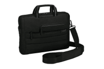 "Targus 13.3"" Topload Notebook Bag Pewter Slipcase - Black"